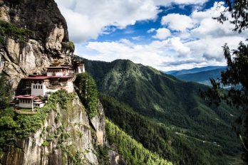 Taktsang Lhakhang – The Tiger's Nest
