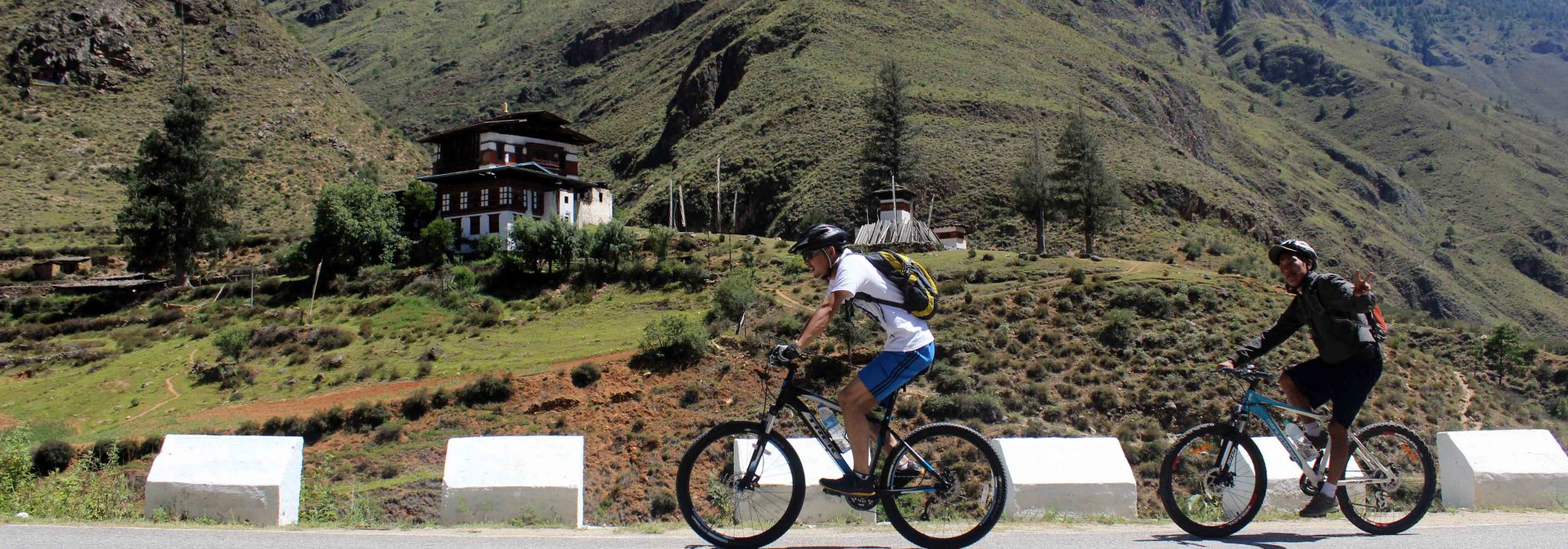 Whole Bhutan Biking Tour