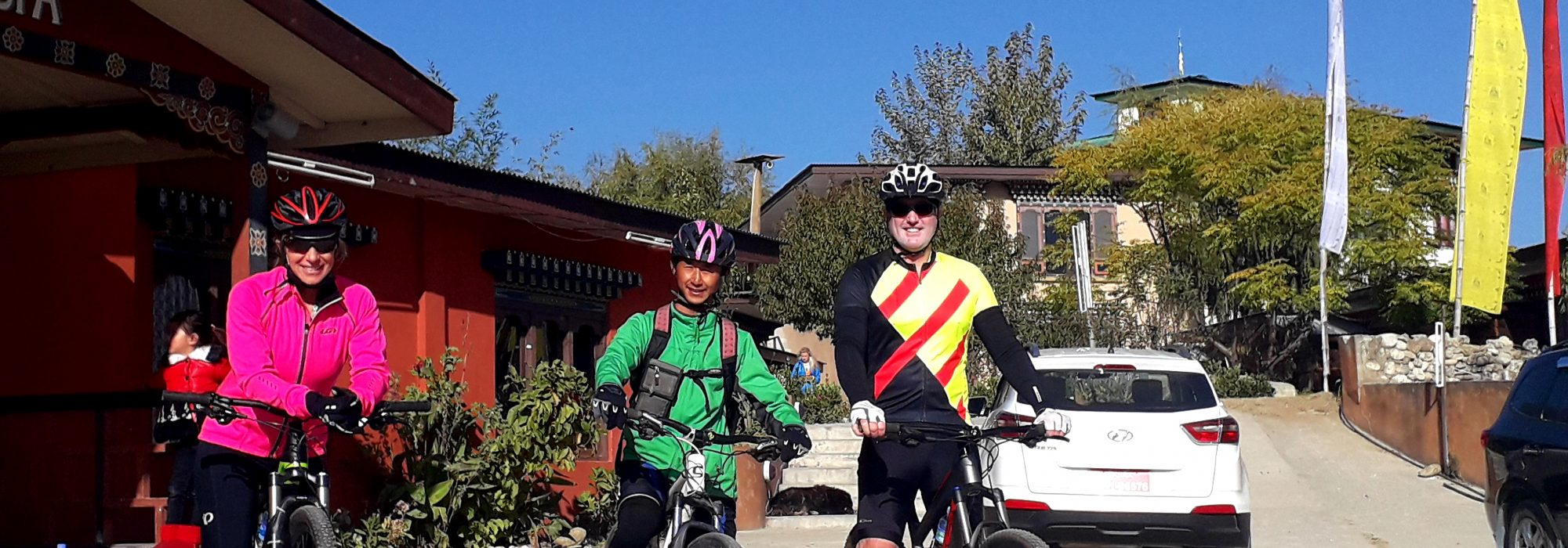 Cycling Tour in Bhutan 7 Days & 6 Nights